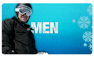 We have a variety of men's ski products for rent